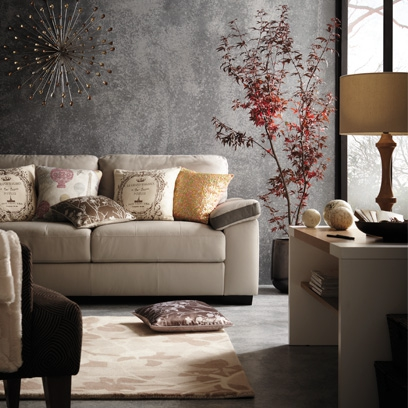 Decorating with grey walls for Best gray for living room walls