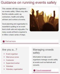HSE web site