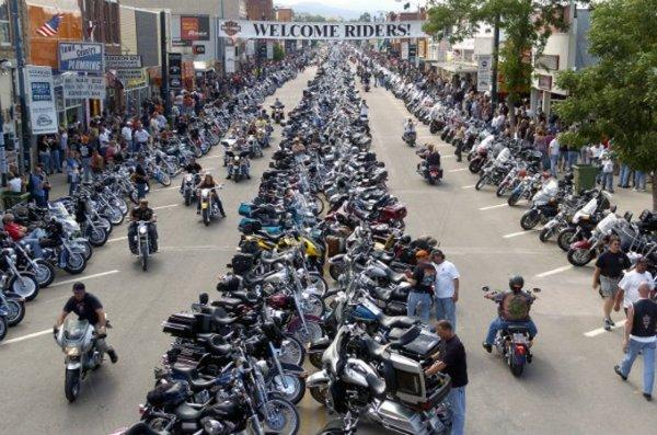 Redoubt to Redoubt: Bison and Bikers