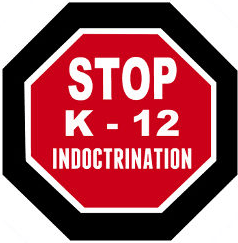 Crude Anti-White Anti-Male Anti-Christian Communists Indoctrinate California K-12 Students