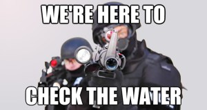 About BLM, USFS, Fish & Game, EPA & IRS and other 'Govmint' Agencies' SWAT Teams