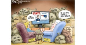 The Left's Greatest Tool: The 'Integrity-less,' Duplicitous, Sorry Big Media