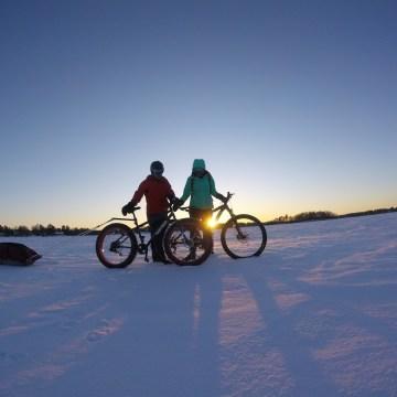 High Tech Winter Camping