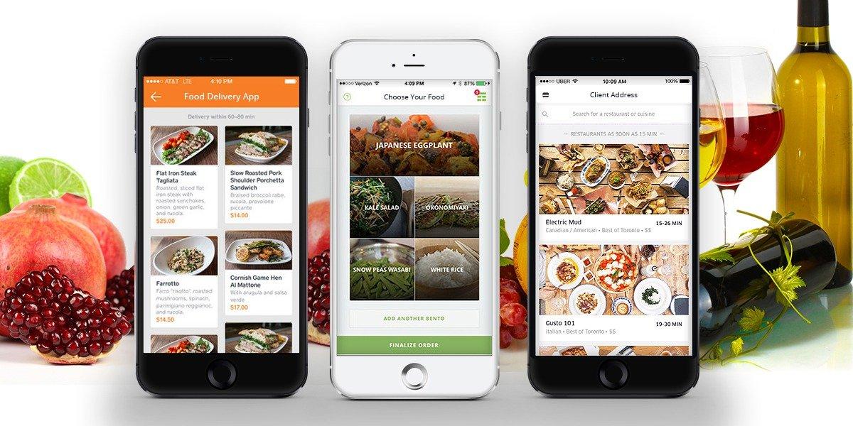 Estrategia de marketing digital para negocios de pedidos de alimentos delivery