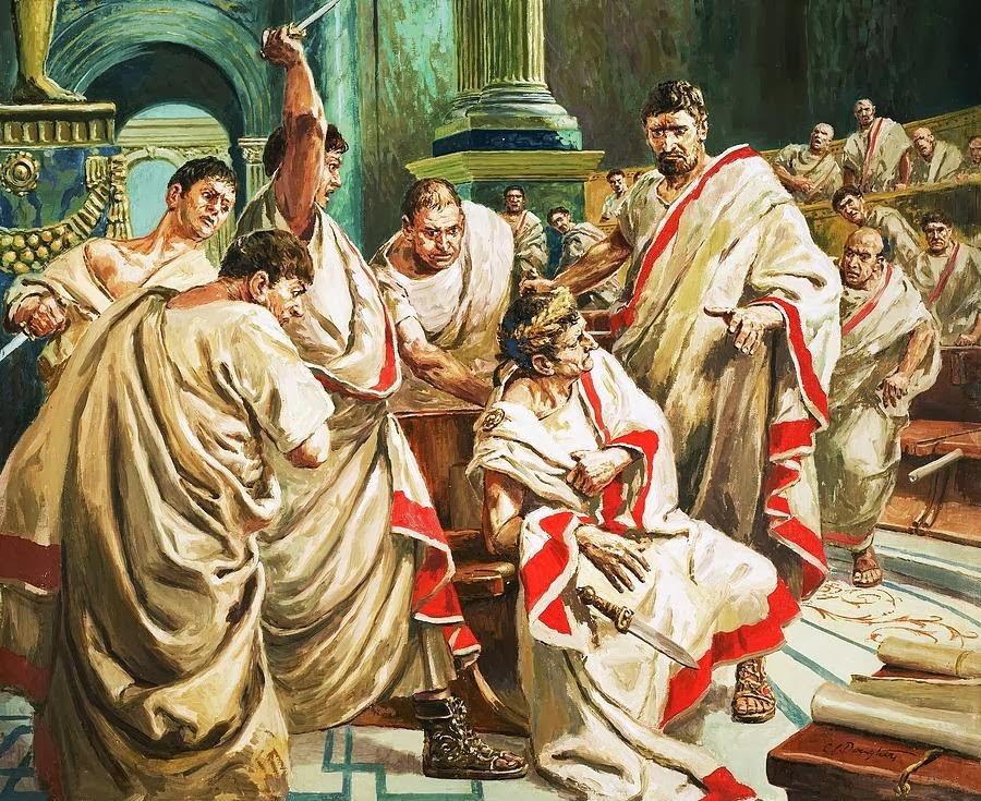 the-death-of-julius-caesar