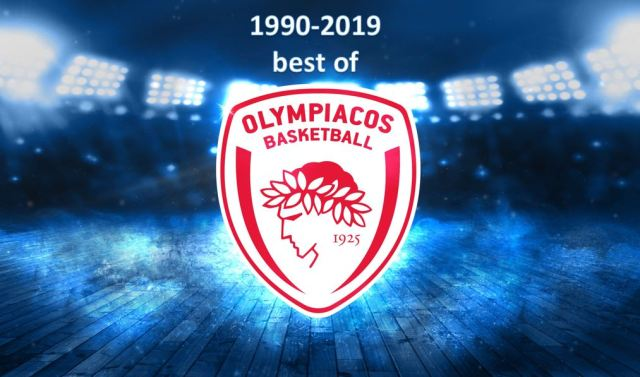 Olympiacos Best of 1990-2019