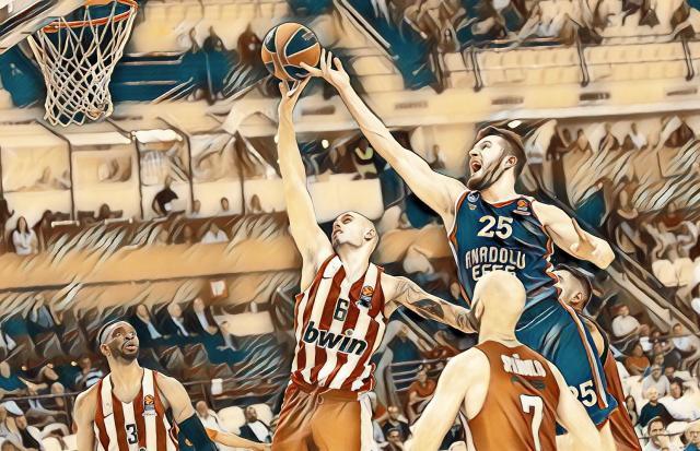Pre Game #28 vs Anadolu Efes