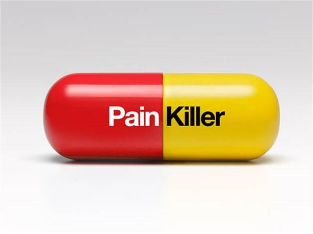 Ημέρες καραντίνας – The Painkiller