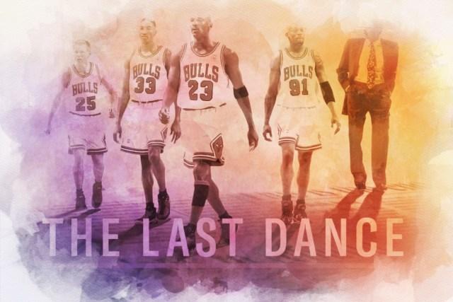 The Last Dance: Η θέα από το Σικάγο