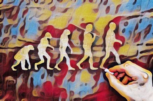 Η διαδικασία της Εξέλιξης