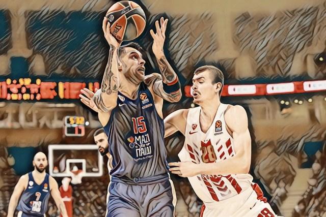 RS #13 Pre Game @ Crvena Zvezda mts Belgrade