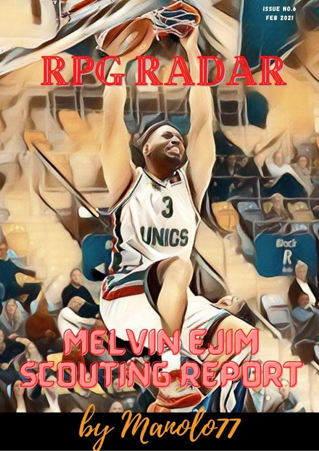 RPG Radar: Melvin Ejim Scouting Report