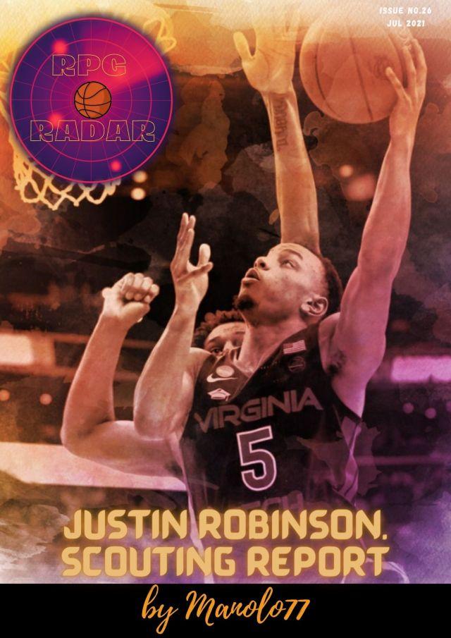 RPG Radar: Justin Robinson Scouting Report