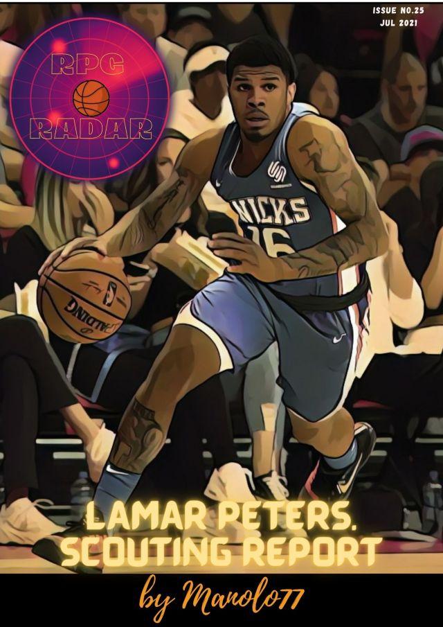 RPG Radar: Lamar Peters Scouting Report
