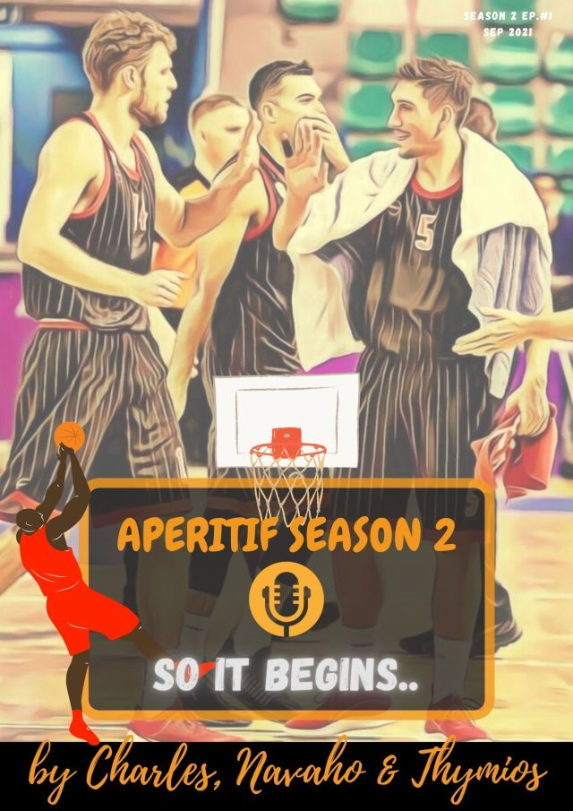 "Aperitif Season 2, Ep.1 – ""So it begins.."""