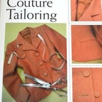 Vintage jacket deserves bound buttonholes