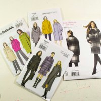 Coat - the next sewing project on the list