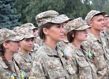 Офицеры запаса приняли военную присягу (ФОТО) - РЕДПОСТ
