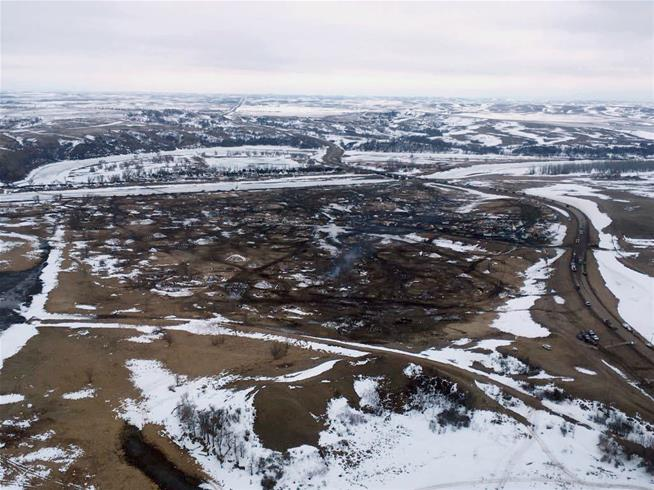 Dakota Access Pipeline Could Start Flowing Oil Within Weeks