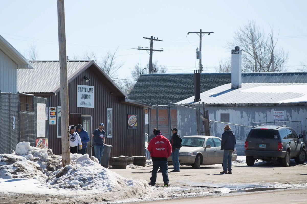 Four Beer Stores Near Pine Ridge Reservation Must Stop Sales After April 30th