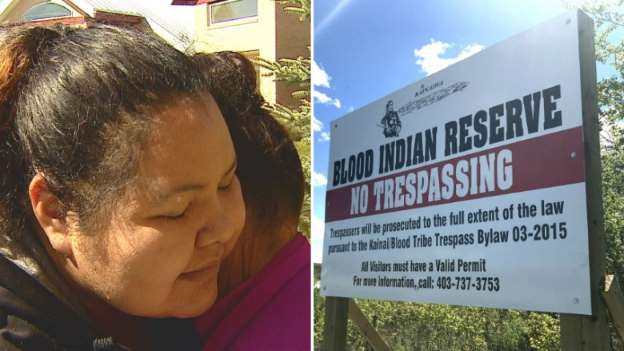 Canada's Largest First Nation Enforces No-Trespass Bylaw Amid Fentanyl Crisis
