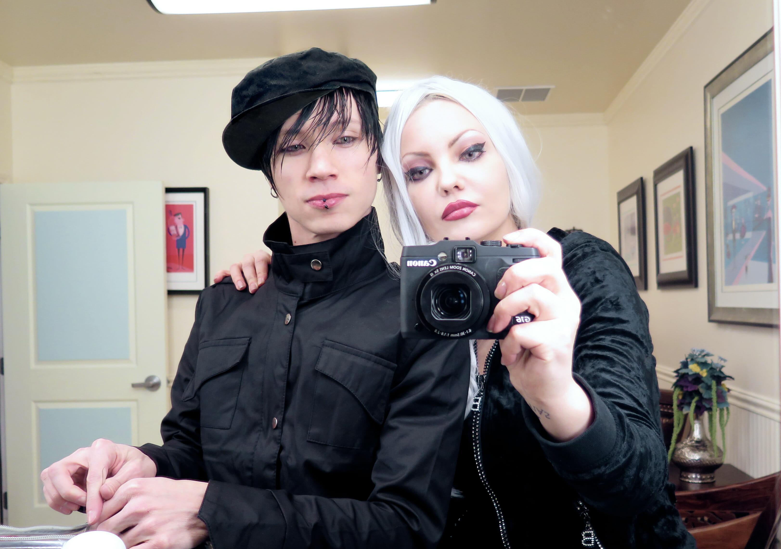 Patrick & Elena Behind the Scenes