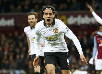 Aston-Villa-v-Manchester-United
