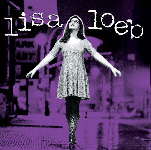 "Lisa Loeb 2008 2-CD Reissue ""The Purple Tape"""