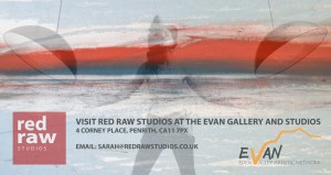 Red Raw Studios at EVAN