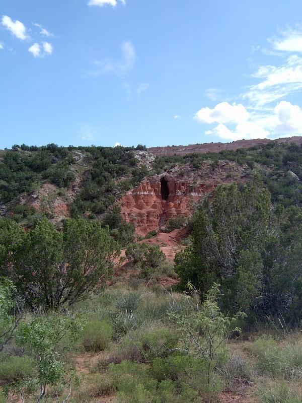 Palo Duron Canyon