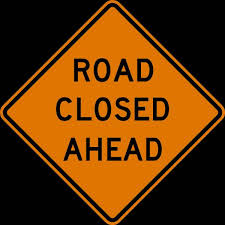 RoadClosed