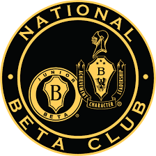 Beta Club Logo TOP