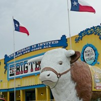 """Eat Mor Cowz...West Texas, Route 66 and the """"Big Texan"""""""