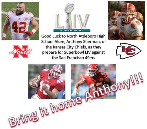 Anthony Sherman Wishes
