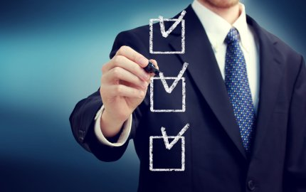 Checklist for a Great Resume