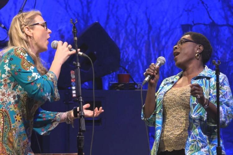 Remembering Sharon Jones: Performing With Tedeschi Trucks Band