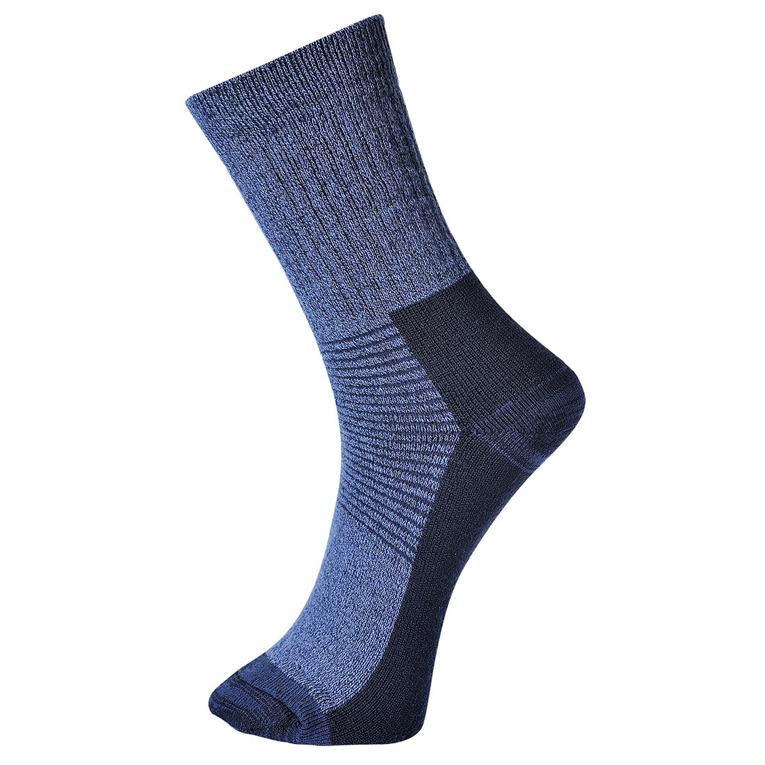 Redrok Workwear Centre Plymouth Thermal Sock - Blue
