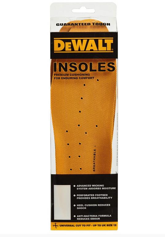 DeWalt Insoles