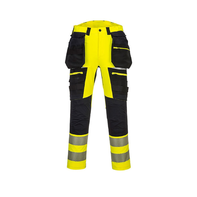 Redrok Workwear Centre Plymouth - Portwest - Hi-Vis Holster Pocket Trouser