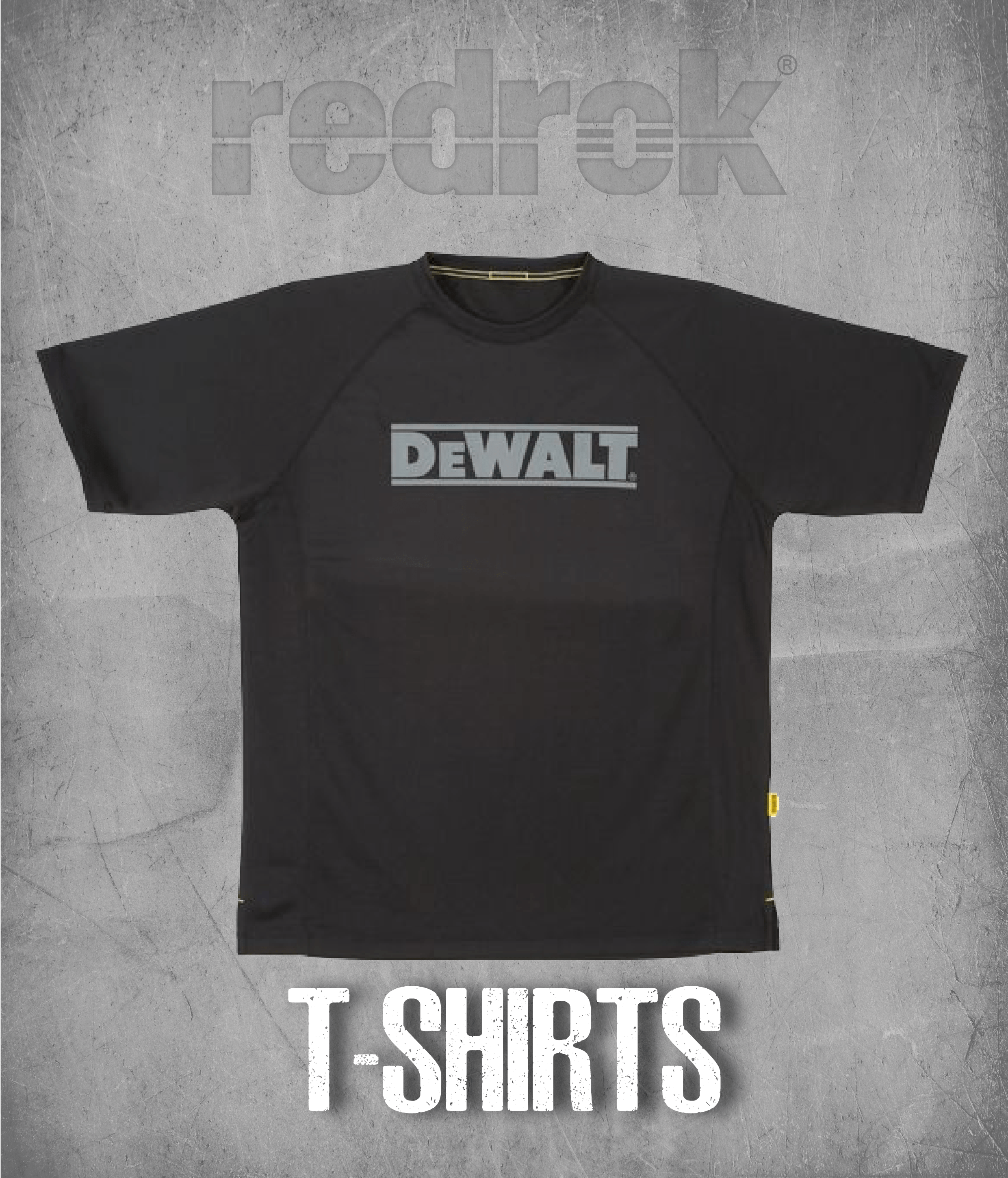 Redrok Workwear Centre - Plymouth |T-Shirts