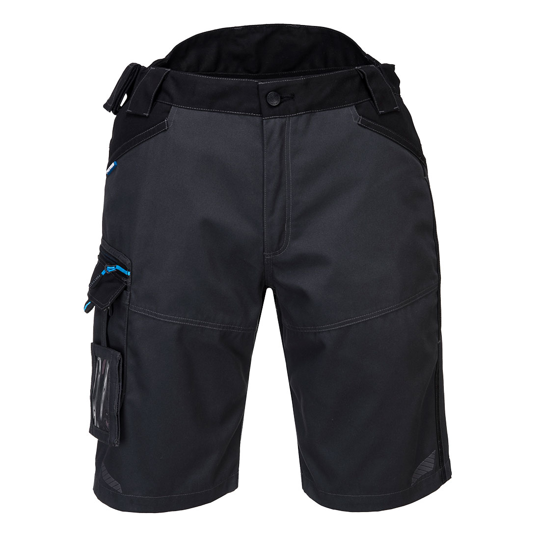 Portwest WX3 Shorts - Metal Grey
