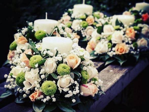 Dekoracije za venčanje 28