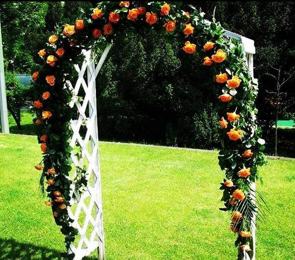 Dekoracije za venčanje 34