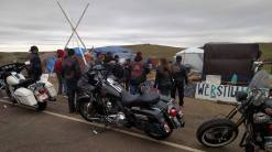 Front Line Standing Rock