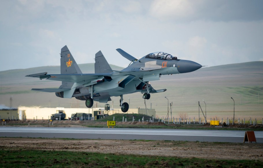 Sukhoi-Su-30SM-Jet-Fighter