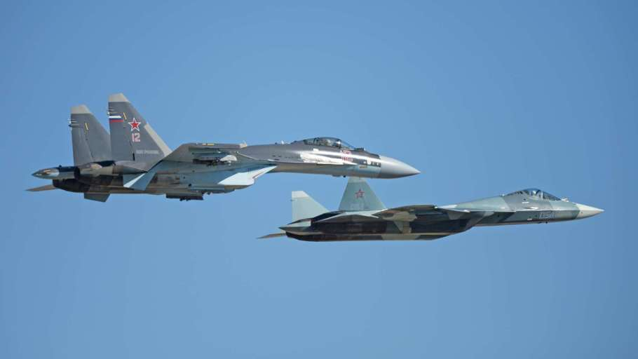 Air show dedicated to 95th anniversary of flight test center of