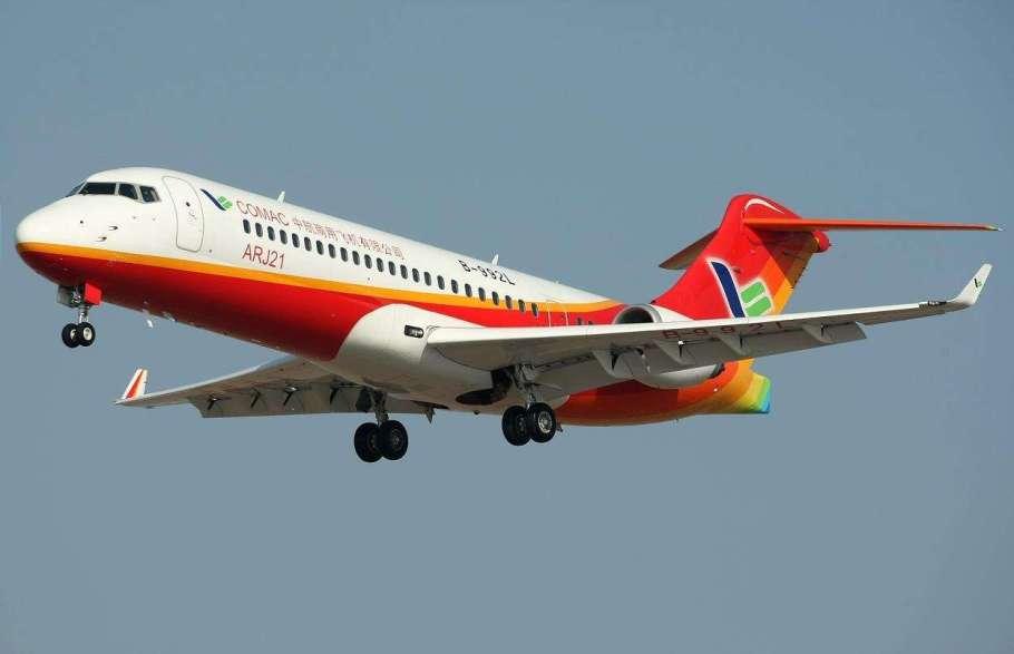 2.6中国商飞ARJ21飞机获得20架新订单累计订单达433架