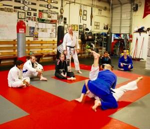 Gi Brazilian Jiu Jitsu Class