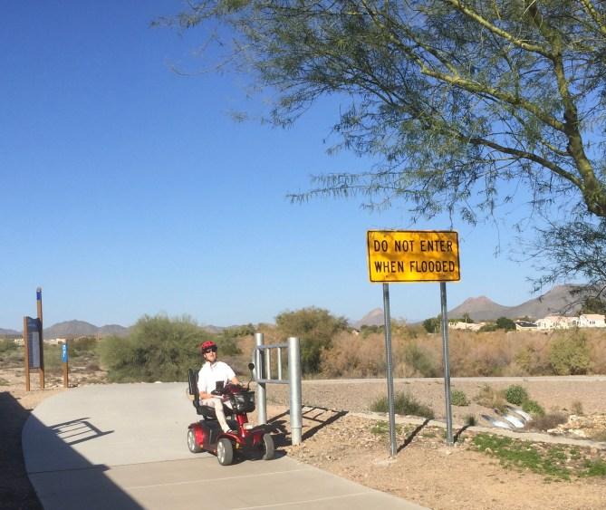13-mile marker turn around