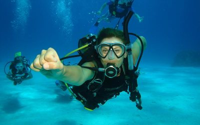 Special Offer PADI Open Water €242